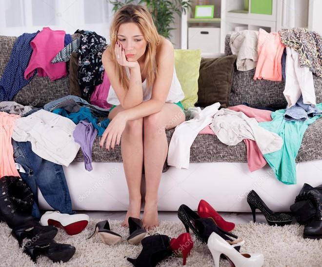 Đã tìm ra nguyên nhân cho câu than thở muôn thuở của chị em mỗi khi mở tủ quần áo mình chẳng có cái gì để mặc - Ảnh 3.