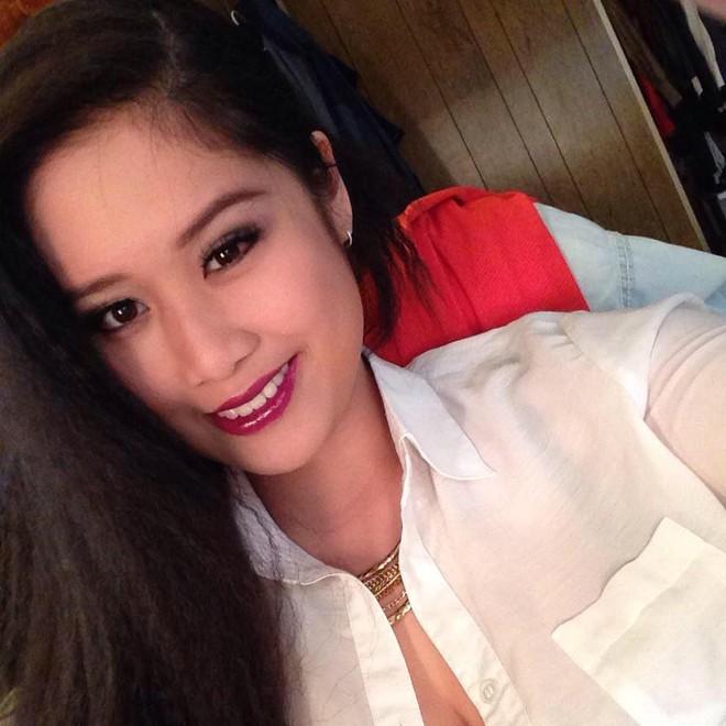 Chân dung Hoàng Châu, cô con gái lớn tài năng, xinh như hoa hậu vừa lấy chồng của nghệ sĩ Hồng Vân - ảnh 11