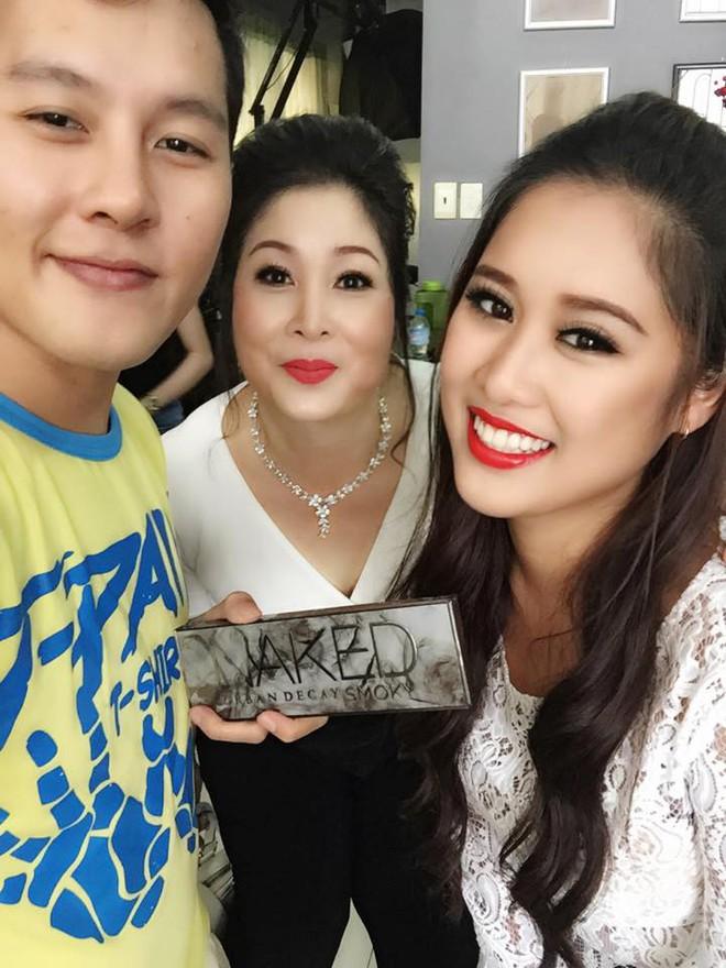 Chân dung Hoàng Châu, cô con gái lớn tài năng, xinh như hoa hậu vừa lấy chồng của nghệ sĩ Hồng Vân - Ảnh 2.