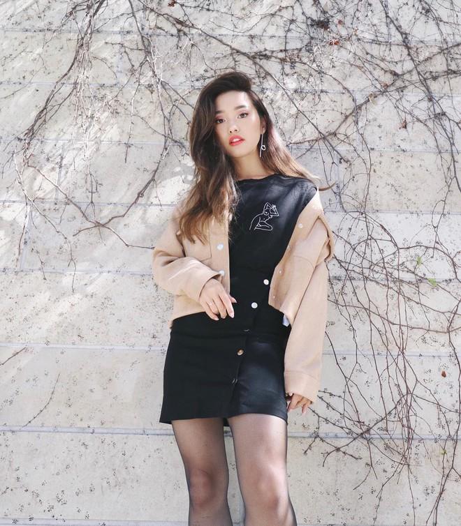 """Mặc đẹp từ đồ công sở tới trang phục """"ngầu"""", ai ngờ nàng blogger với hàng triệu người hâm mộ này chỉ cao 1m55 - Ảnh 14."""
