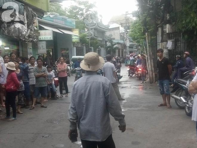 Vụ 2 cha con nghi bị sát hại ở Sài Gòn: Người con trai 31 tuổi chưa lập gia đình, có biểu hiện trầm cảm - ảnh 2
