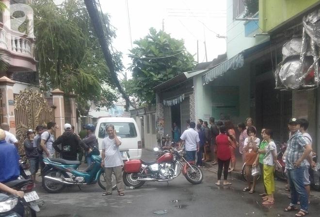 Vụ 2 cha con nghi bị sát hại ở Sài Gòn: Người con trai 31 tuổi chưa lập gia đình, có biểu hiện trầm cảm - ảnh 3