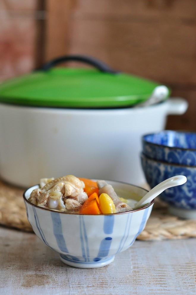 Nấu canh gà kiểu này thì canh vừa ngọt thơm vừa giúp tăng cường trí nhớ - Ảnh 5.