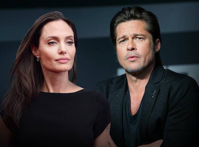 Angelina Jolie phát điên vì hồ sơ mật vụ ly hôn bị rò rỉ khiến cô mang tiếng xấu cấm Brad Pitt gặp con - ảnh 1