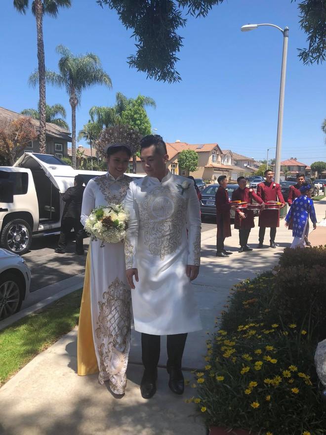 Con gái cao 1m78, xinh như hoa hậu của NSƯT Hồng Vân lên xe hoa cùng bạn trai 6 năm - Ảnh 6.