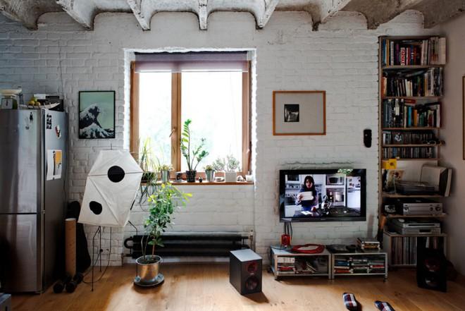 """Hướng dẫn bài trí căn hộ Studio tích hợp """"nhiều không gian trong 1"""" – nhỏ nhưng có võ - Ảnh 7."""