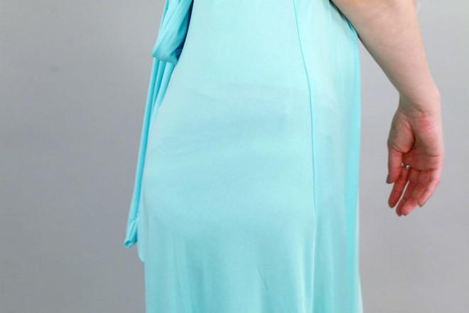 Trải nghiệm váy thần kỳ mặc được chục kiểu khác nhau: Đời không như là mơ - Ảnh 8.