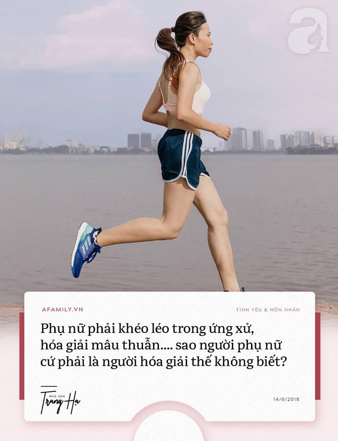 Trang Hạ: Khi phát hiện chồng ngoại tình, phụ nữ hãy kiểm tra tài sản, huýt sáo và ra khỏi cuộc hôn nhân tồi tệ - Ảnh 3.