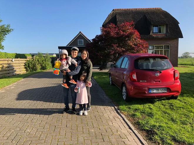Gặp ông bố một mình lái xe 4.500km đưa 2 con và vợ chu du 9 nước Châu Âu trong 21 ngày - Ảnh 13.