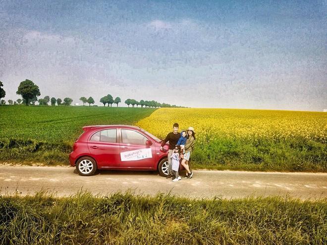 Gặp ông bố một mình lái xe 4.500km đưa 2 con và vợ chu du 9 nước Châu Âu trong 21 ngày - Ảnh 9.