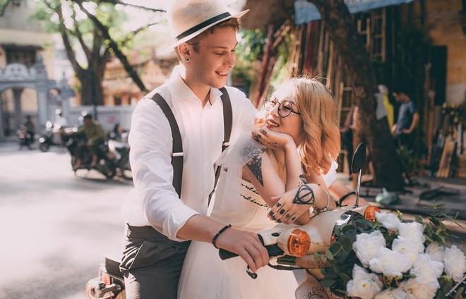 Chuyện tình nóng MXH: Chàng trai Đức bỏ dở tương lai quyết sang Việt Nam cưới cô gái tình cờ quen khi hỏi đường đến quán bia - Ảnh 7.