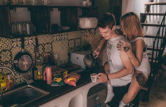 Chuyện tình nóng MXH: Chàng trai Đức bỏ dở tương lai quyết sang Việt Nam cưới cô gái tình cờ quen khi hỏi đường đến quán bia - Ảnh 10.