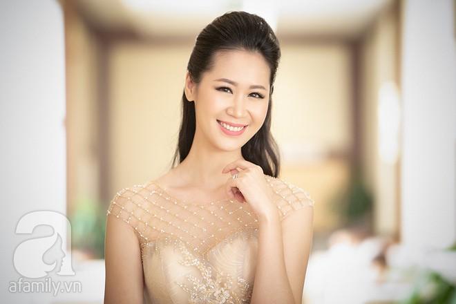 Hoa hậu Dương Thùy Linh bất ngờ đi thi nhan sắc quý bà thế giới ở tuổi 35 - Ảnh 3.