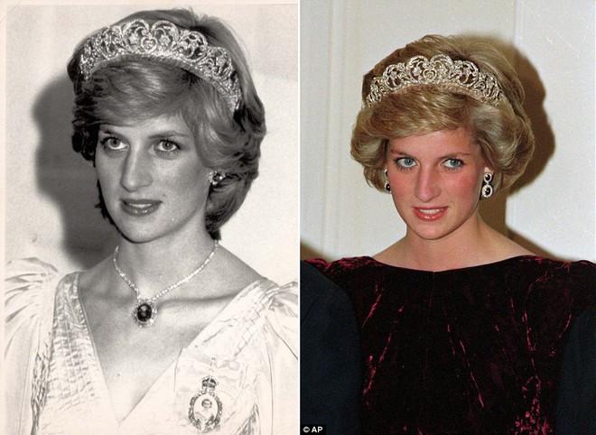 Đám cưới đặc biệt nhất hôm nay: cô dâu đeo vương miện của công nương Diana, Meghan Markle diện váy gần trăm triệu tham dự - Ảnh 4.