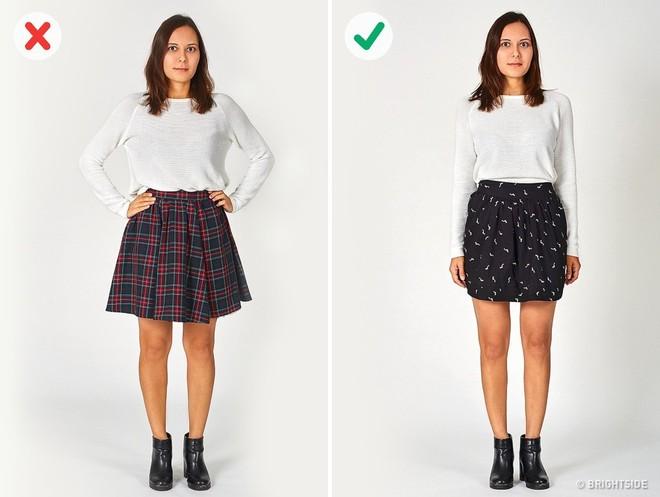 Vạch trần 6 lỗi cơ bản trong ăn mặc khiến bạn trông béo hơn - Ảnh 1.