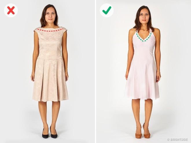 Vạch trần 6 lỗi cơ bản trong ăn mặc khiến bạn trông béo hơn - Ảnh 5.