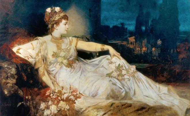 Chuyện thật mà tưởng đùa: Hoàng hậu La Mã chê chồng, đêm đêm rời hoàng cung đi tiếp khách làng chơi - Ảnh 3.