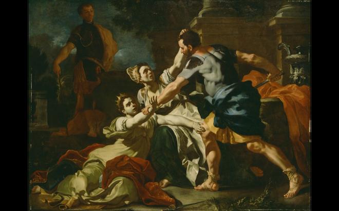 Chuyện thật mà tưởng đùa: Hoàng hậu La Mã chê chồng, đêm đêm rời hoàng cung đi tiếp khách làng chơi - Ảnh 4.