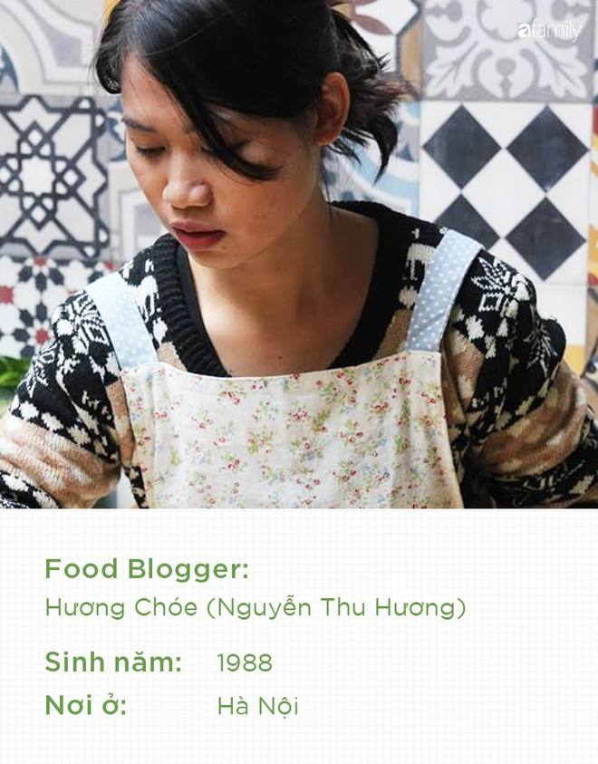 Hương Chóe - Cô nàng food blogger tích cực nấu nướng để truyền vitamin hạnh phúc cho mọi người - Ảnh 1.