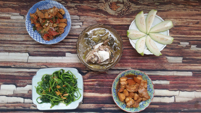 Chỉ với 80 nghìn đồng đi chợ là có ngay thực đơn vừa ngon vừa nhiều món cho bữa tối - Ảnh 6.