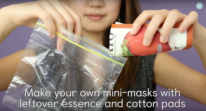4 mẹo hay giúp bạn tận dụng tối đa hiệu quả của mặt nạ giấy  - Ảnh 5.