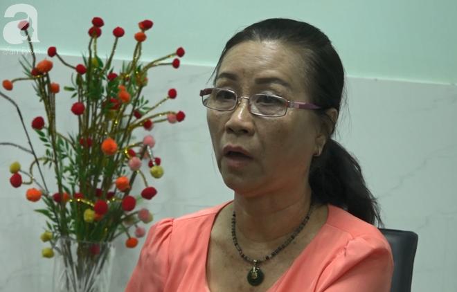 Bà Trần Thị Thu Hà – Chánh văn phòng Hội Bảo vệ Quyền trẻ em Việt Nam – Cơ quan Thường trực phía Nam chia sẻ.