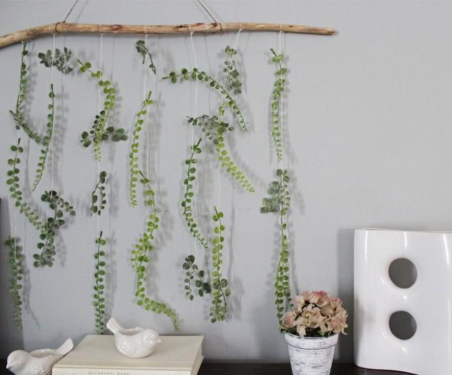 17 cách trang trí vừa đẹp đẽ lại độc đáo giúp tường nhà bạn không còn đơn điệu - Ảnh 6.