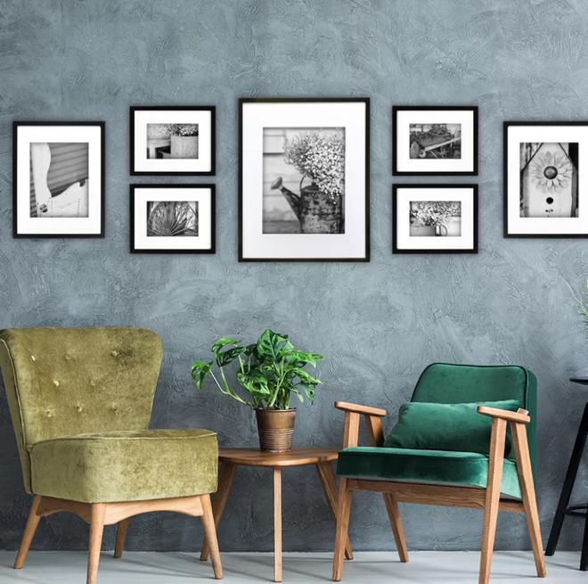 17 cách trang trí vừa đẹp đẽ lại độc đáo giúp tường nhà bạn không còn đơn điệu - Ảnh 16.