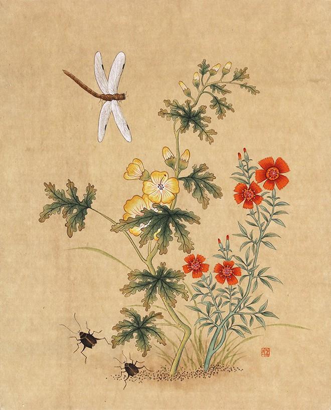 Cuộc đời lẫy lừng của nữ danh họa tài hoa bậc nhất, được in hình lên tờ tiền mệnh giá cao nhất của Hàn Quốc - Ảnh 3.