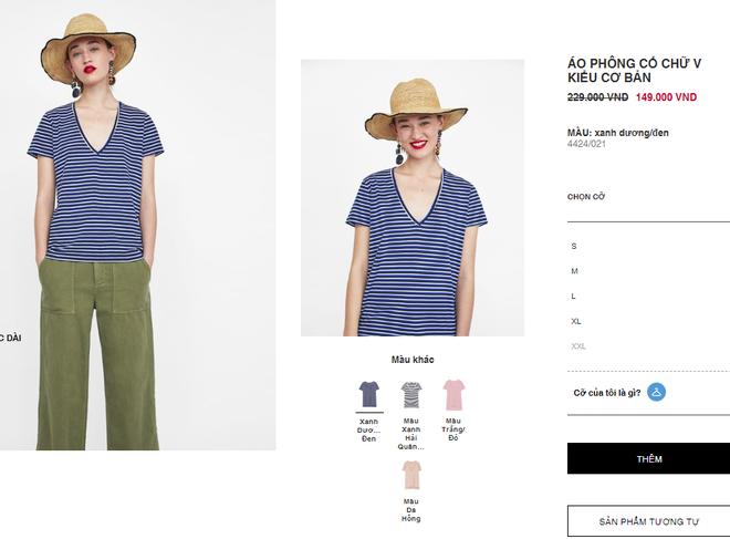 18 items dễ mặc, trendy giá từ 149k - 499k đáng mua nhất trong đợt sale lớn nhất năm của Zara Việt Nam - Ảnh 1.