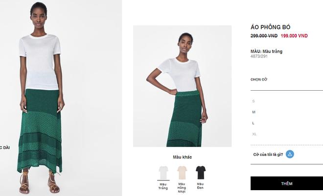 18 items dễ mặc, trendy giá từ 149k - 499k đáng mua nhất trong đợt sale lớn nhất năm của Zara Việt Nam - Ảnh 2.