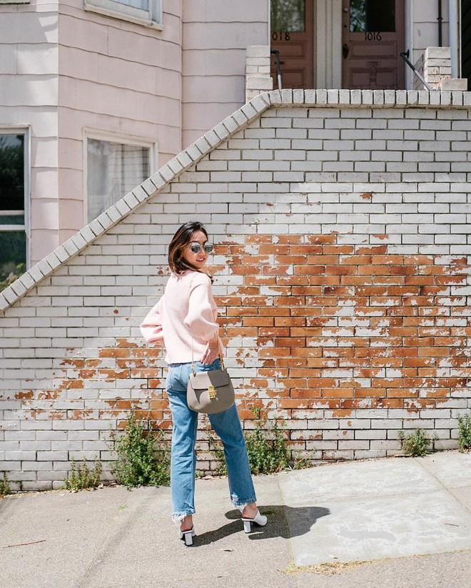 4 cách biến hóa với giày cao gót trắng - món đồ không thể thiếu trong tủ đồ của chị em trong mùa hè này - Ảnh 9.