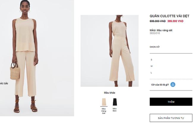 18 items dễ mặc, trendy giá từ 149k - 499k đáng mua nhất trong đợt sale lớn nhất năm của Zara Việt Nam - Ảnh 11.