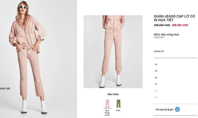 18 items dễ mặc, trendy giá từ 149k - 499k đáng mua nhất trong đợt sale lớn nhất năm của Zara Việt Nam - Ảnh 12.