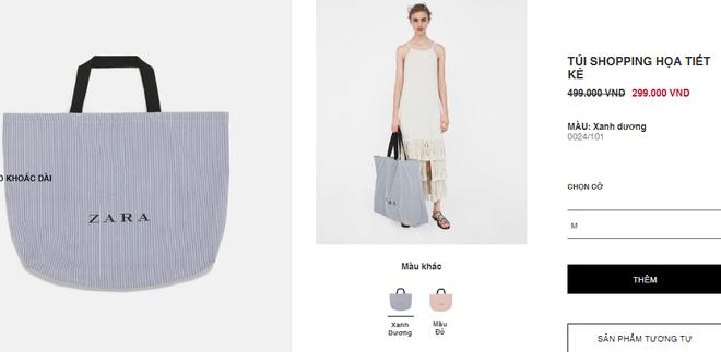 18 items dễ mặc, trendy giá từ 149k - 499k đáng mua nhất trong đợt sale lớn nhất năm của Zara Việt Nam - Ảnh 14.