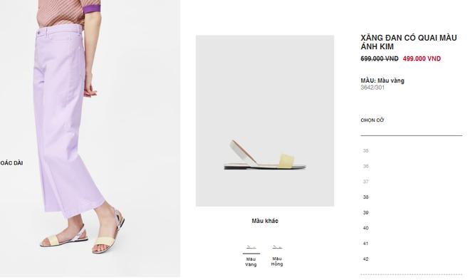 18 items dễ mặc, trendy giá từ 149k - 499k đáng mua nhất trong đợt sale lớn nhất năm của Zara Việt Nam - Ảnh 15.