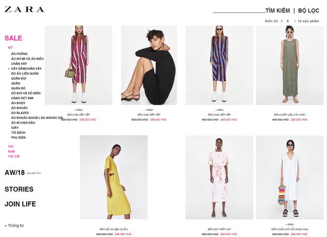 Hôm nay, Zara Việt Nam khởi động đợt sale lớn nhất năm, nhiều áo phông dưới 200k, váy hè dưới 300k - Ảnh 3.