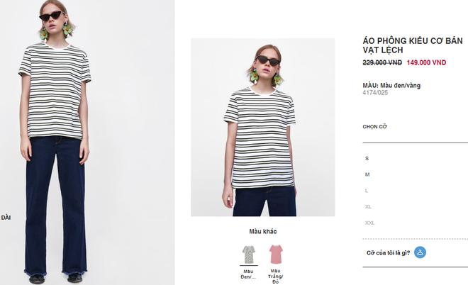 18 items dễ mặc, trendy giá từ 149k - 499k đáng mua nhất trong đợt sale lớn nhất năm của Zara Việt Nam - Ảnh 3.