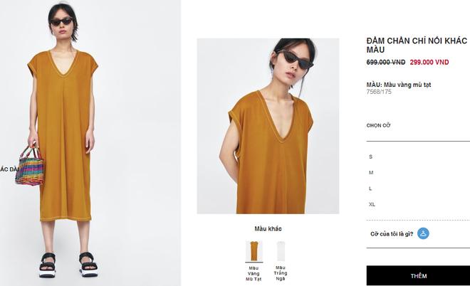 18 items dễ mặc, trendy giá từ 149k - 499k đáng mua nhất trong đợt sale lớn nhất năm của Zara Việt Nam - Ảnh 6.
