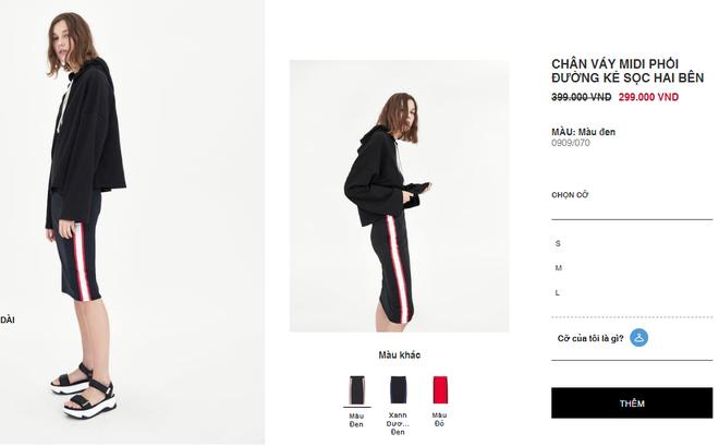 18 items dễ mặc, trendy giá từ 149k - 499k đáng mua nhất trong đợt sale lớn nhất năm của Zara Việt Nam - Ảnh 8.