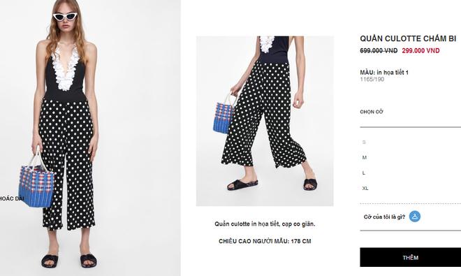 18 items dễ mặc, trendy giá từ 149k - 499k đáng mua nhất trong đợt sale lớn nhất năm của Zara Việt Nam - Ảnh 10.