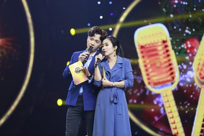 Từng là cặp đôi ăn ý, Ốc Thanh Vân như chết lặng trên sóng truyền hình khi bị Dương Triệu Vũ chê già - Ảnh 3.
