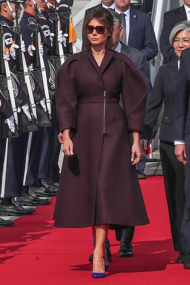 Luôn phải diện đồ chỉn chu nhưng phong cách thời trang của 3 vị Đệ nhất Phu nhân này không hề nhàm chán mà đầy thu hút