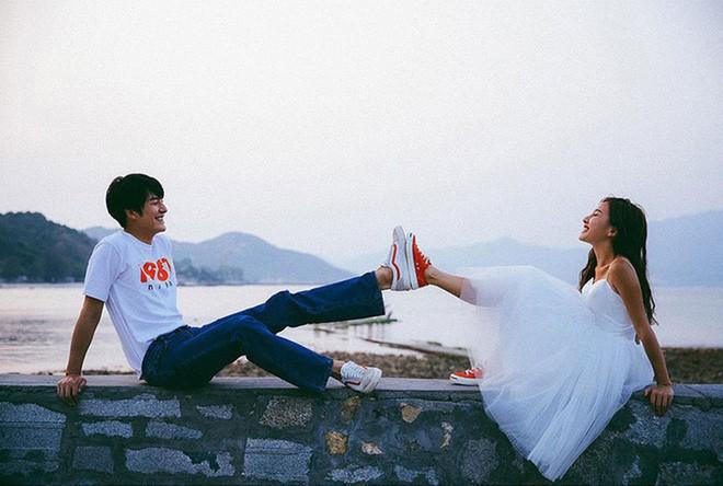 Bộ ảnh cưới đẹp mê đang khuấy đảo MXH: Thần thái quá đỗi tự nhiên, tình và mãn nguyện - Ảnh 18.