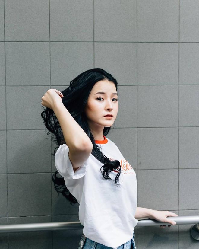 Dù có nhiều màu tóc nhuộm thì mái tóc đen dài vẫn là vũ khí gây thương nhớ của phái đẹp - Ảnh 6.