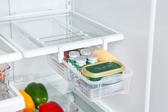 Loạt đồ cực hay biến tủ lạnh thành động không đáy chứa đồ - Ảnh 1.