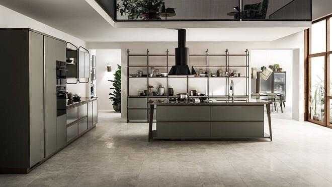 Nhà bếp đẹp thế này thì bạn sẽ bất chấp ở trong đó cả ngày mà chẳng ngại nắng nóng - Ảnh 2.