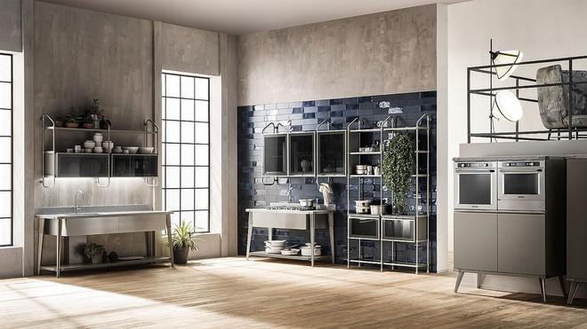 Nhà bếp đẹp thế này thì bạn sẽ bất chấp ở trong đó cả ngày mà chẳng ngại nắng nóng - Ảnh 3.
