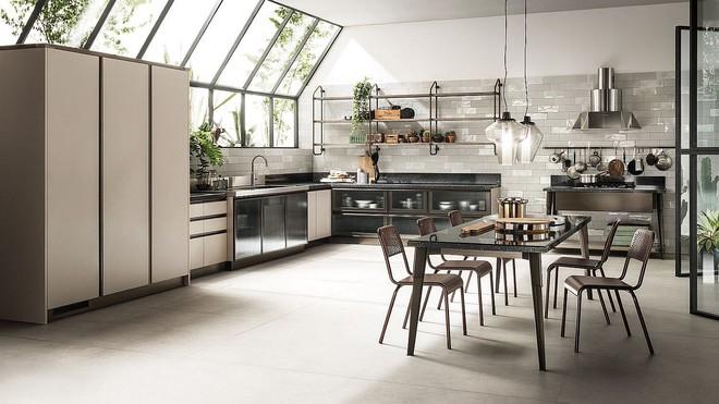 Nhà bếp đẹp thế này thì bạn sẽ bất chấp ở trong đó cả ngày mà chẳng ngại nắng nóng - Ảnh 5.