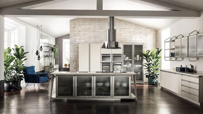 Nhà bếp đẹp thế này thì bạn sẽ bất chấp ở trong đó cả ngày mà chẳng ngại nắng nóng - Ảnh 6.